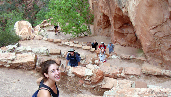 Bryce, Zion & Grand Canyon Family Multisport Tour